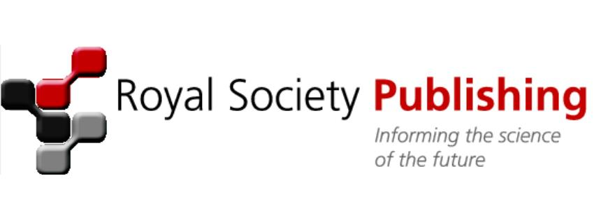 Image result for the royal society publishing logo