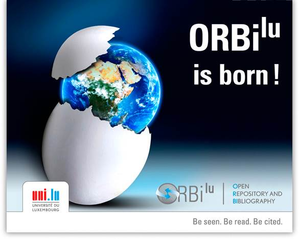 Announcement ORBilu