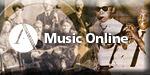 Music Online button