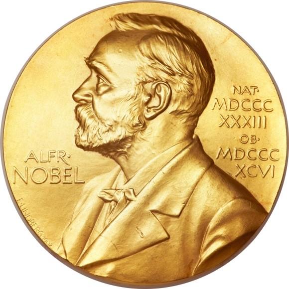 Medal Nobel Prize
