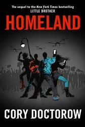 Homeland by Cory Doctorow