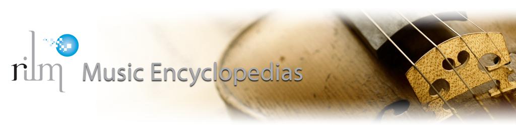 RILM-MusicEncyclopedias